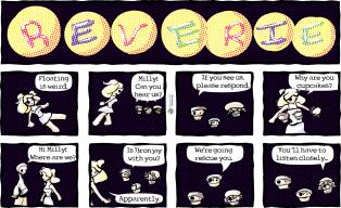 Reverie comic,
