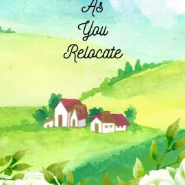 As You Relocate