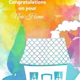 Congratulations New Home