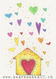 may your house filled with Love this season