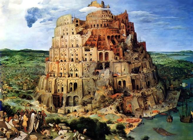 Tower of Babel, Pieter Bruegel