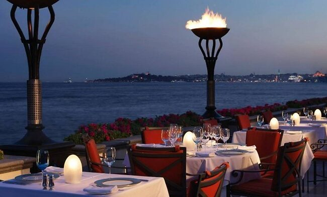 FOUR SEASONS HOTEL ISTANBUL AT THE BOSPHORUS 5