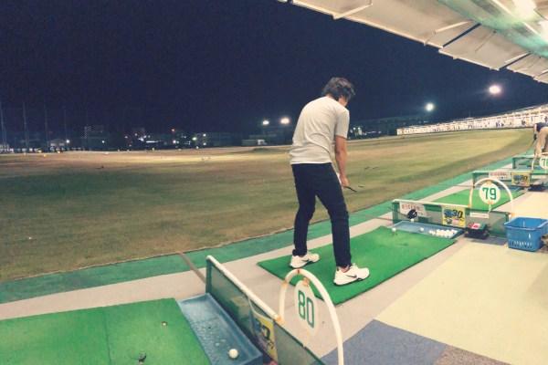 ゴルフ=おじさん