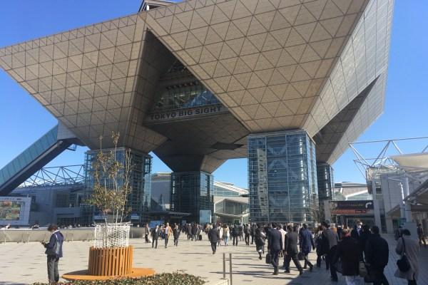 JAPAN SHOP 2019  東京ビックサイト