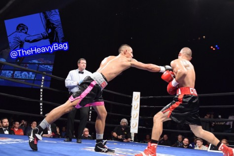 Opponents have not been able to solve Nick Ramirez' length and boxing skills