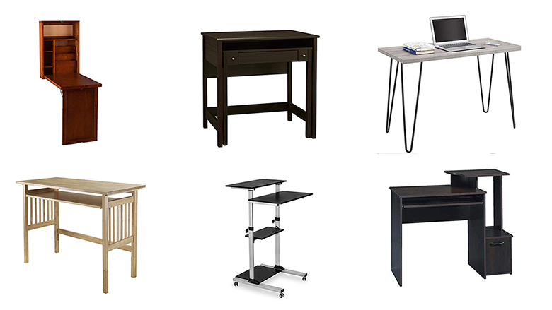 11 Best Desks For Small Spaces Your Buyer S Guide 2020 Heavy Com