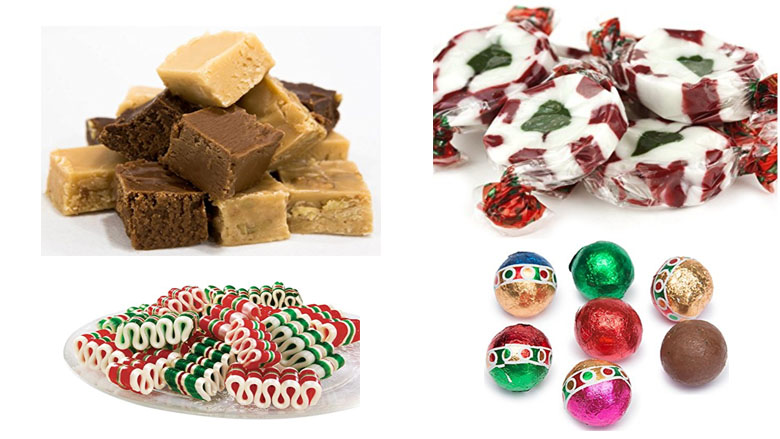 traditional christmas candy, old fashioned candy