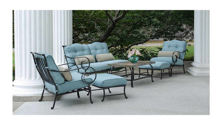 15 best wrought iron patio furniture pieces you ll love