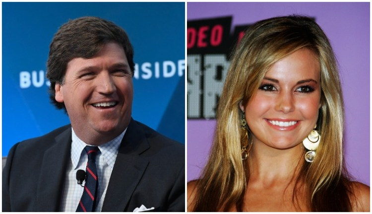 LISTEN: Tucker Carlson Degrades Former Pageant Contestant ...