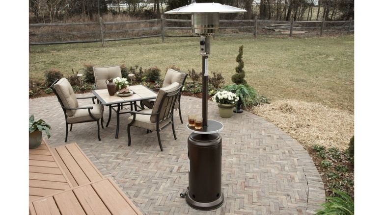 11 best outdoor heaters for your patio