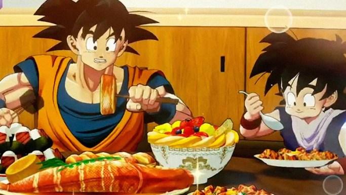 Dragon Ball Z: Kakarot: Fishing and Eating Tips | Heavy.com