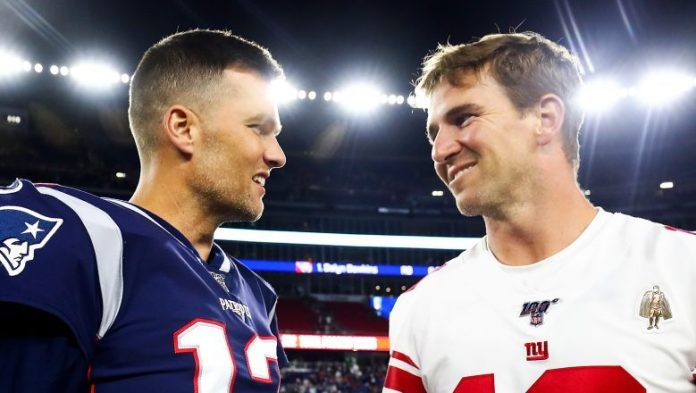 Tom Brady welcomes Eli Manning to Twitter in hilarious fashion