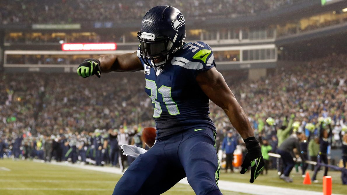 Seahawks Rookie Takes Kam Chancellor's Jersey Number   Heavy.com