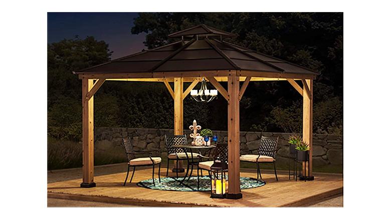 15 best backyard gazebos stylish summer shade updated