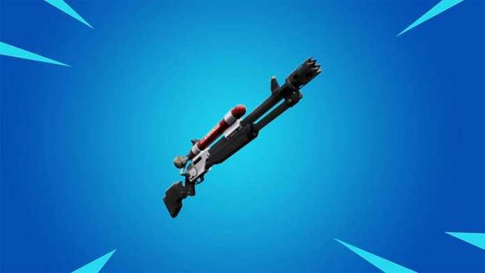 fortnite charge shotgun buff