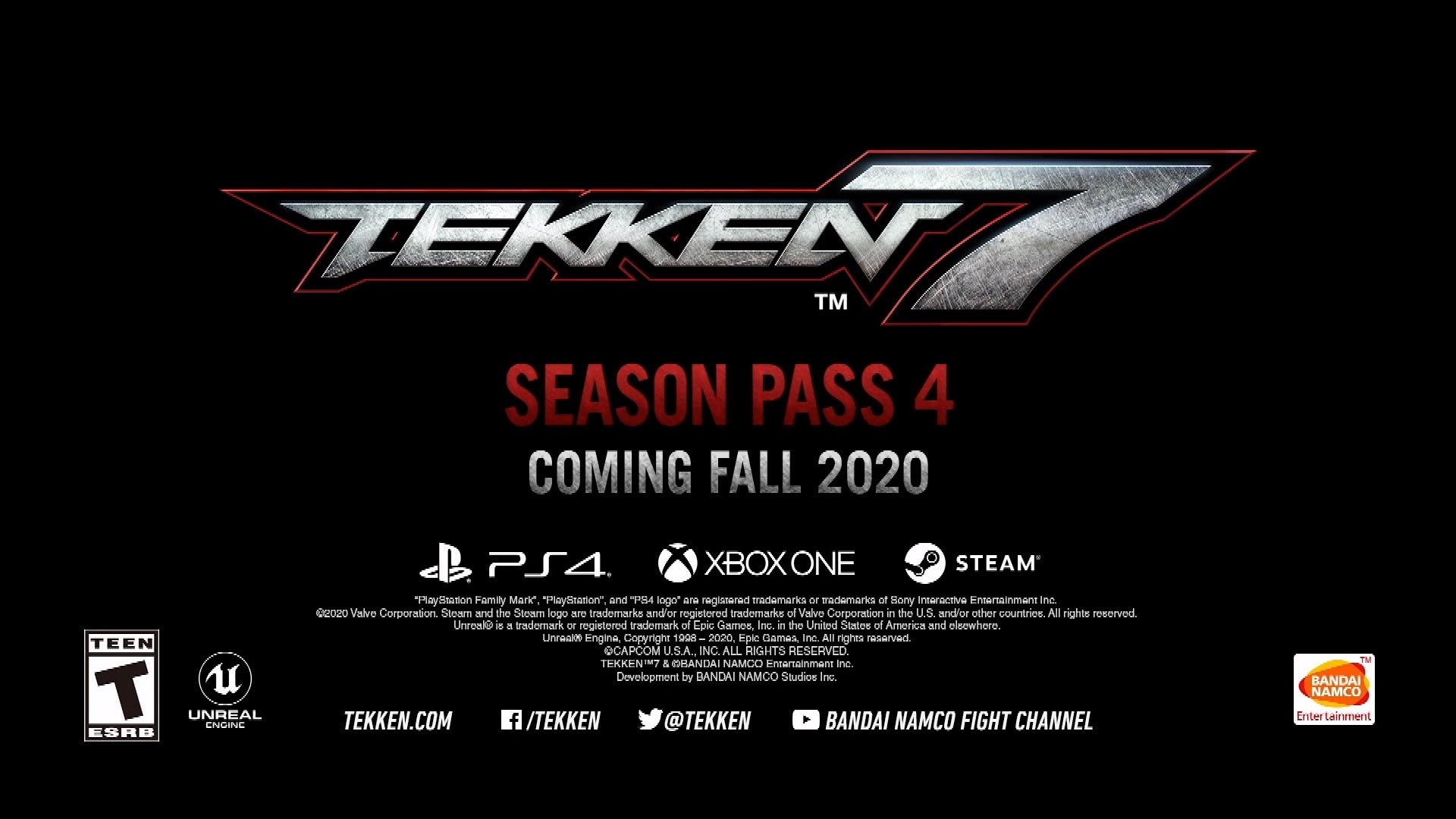 Tekken 7 Season 4 Soulcalibur Vi Settsuka Releases Trailer Exbulletin