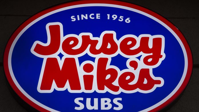 Jersey Mike's Subs BLM