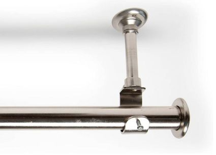 RoomDividersNow Hanging Curtain Rod