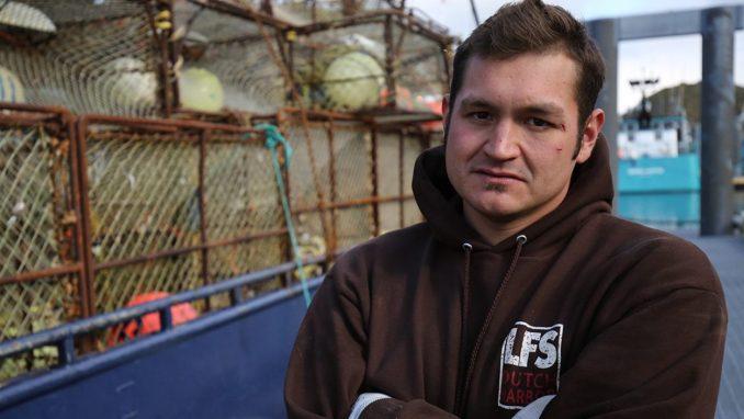 Nick McGlashan on Deadliest Catch