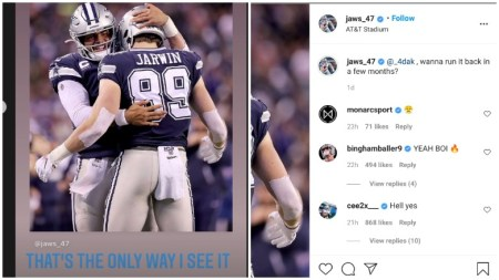 Dak Prescott Posts Cryptic Message About Future With Dallas Cowboys