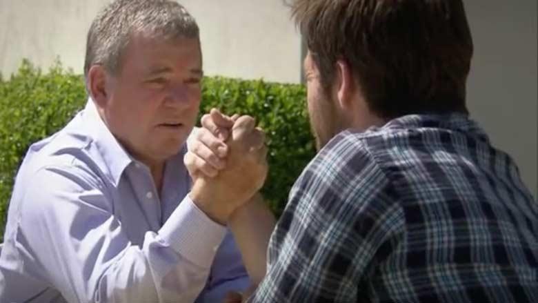 Shatner vs Pine