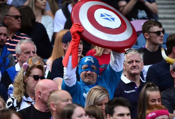 Captain America Cosplay