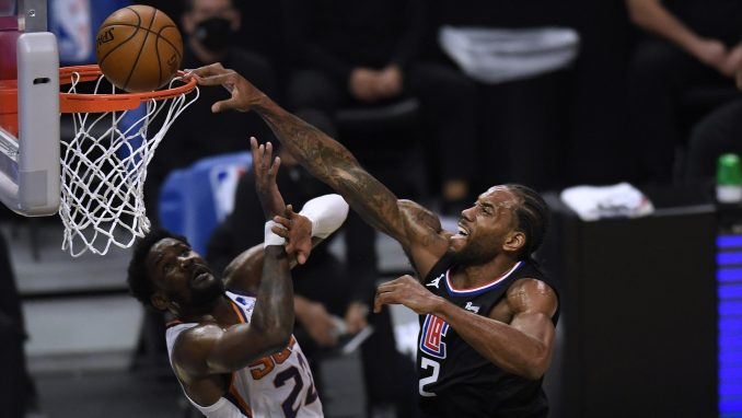 Kawhi Leonard and the Clippers have been rolling