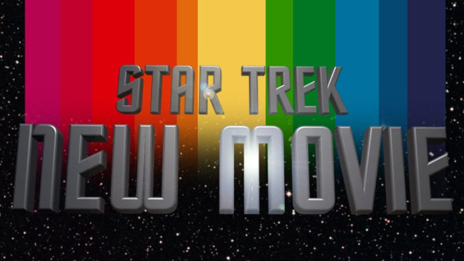 A New Star Trek Movie is in the works