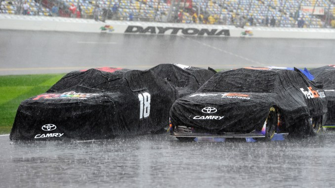 Daytona Rain