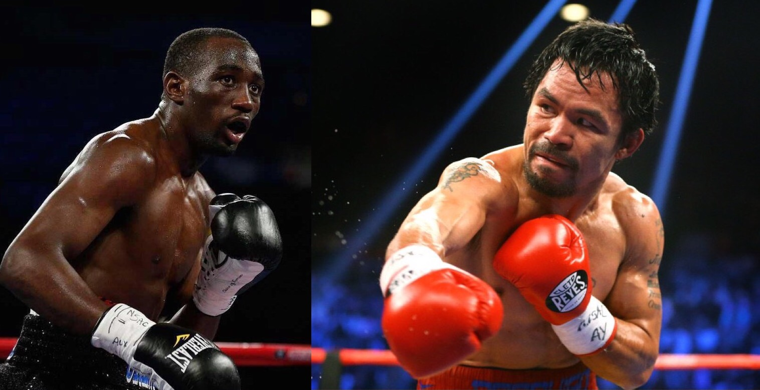 Terence Crawford vs Manny Pacquiao Needs to Happen in 2017
