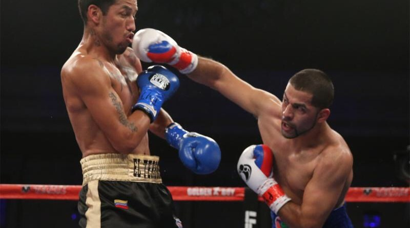 SADAM ALI WITH UNANIMOUS DECISION WIN AGAINST JOHAN PEREZ