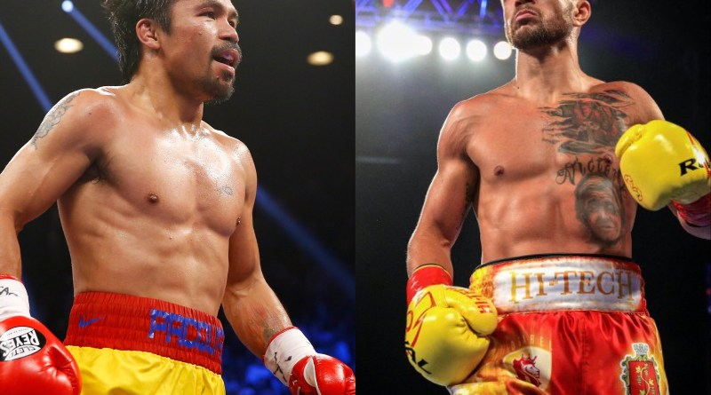 Pacquiao Wants Lomachenko But There's A Problem