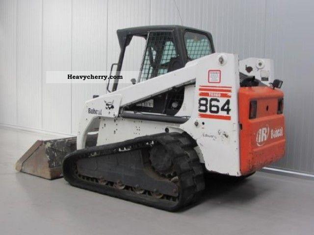 Bobcat 864 Turbo Other Construction Vehicles Photo