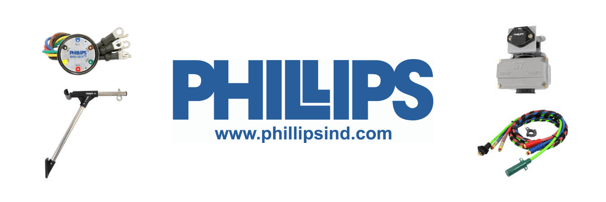 Jamie Irvine highlights Phillips Industries on The Heavy-Duty Parts Report