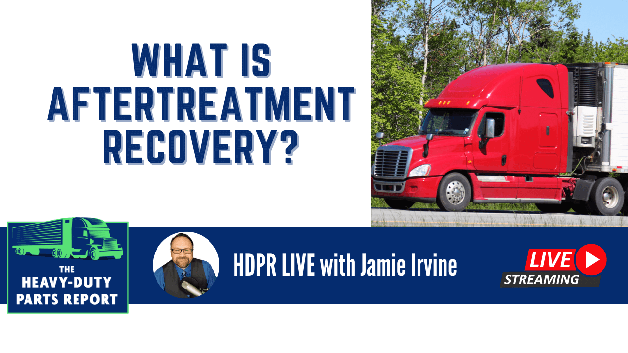 What is AFtertreatment Recovery? An HDPR Live interview.