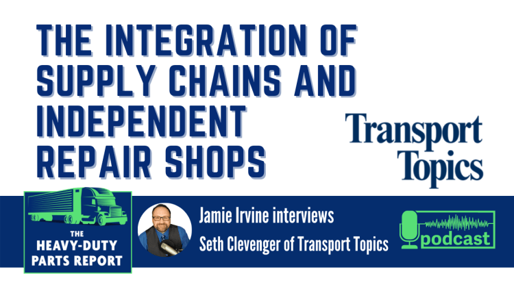 The Integration of Supply Chains and Independent Repair Shops
