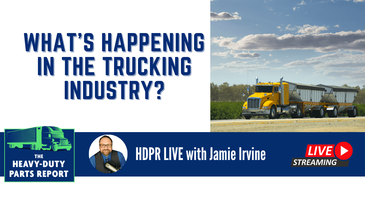What's Happening in the Trucking Industry?
