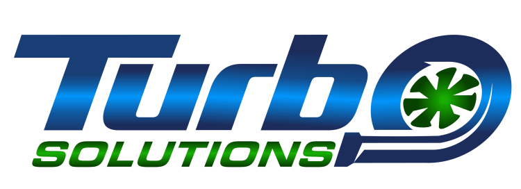 Turbo Solutions Logo. In this episode, they talk to us about how to identify the cause of a turbo failure by the color of the exhaust.