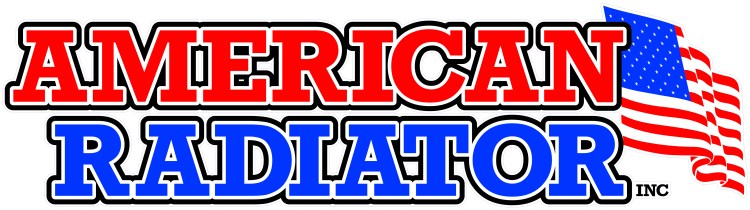 American Radiator logo, a company that is helping the trucking industry with diesel emissions systems.
