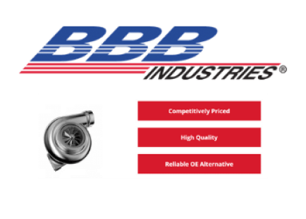 BBB Industries talks about quality products with Jamie Irvine on The Heavy-Duty Parts Report