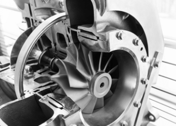 Remanufactured Turbocharger by BBB Industries