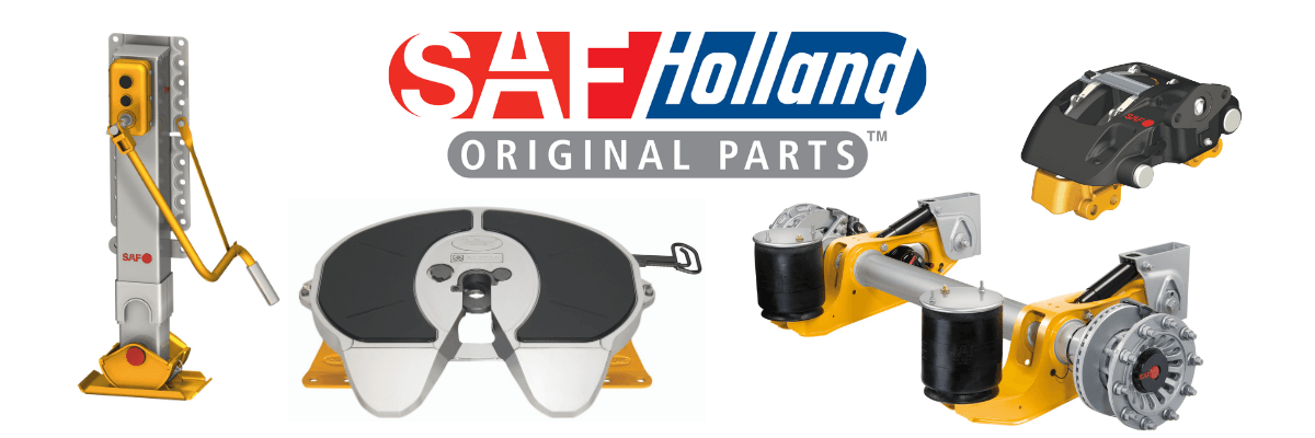 SAF-Holland on The Heavy-Duty Parts Report