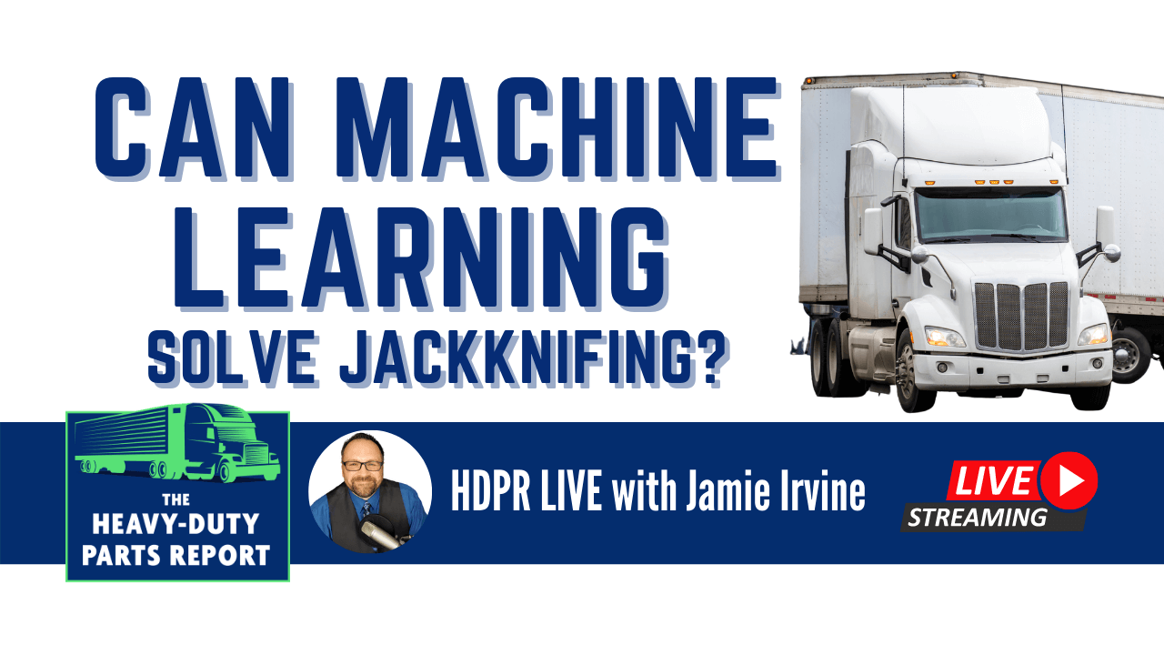 Jamie Irvine interviews Bob Ritherford about Jackknifing
