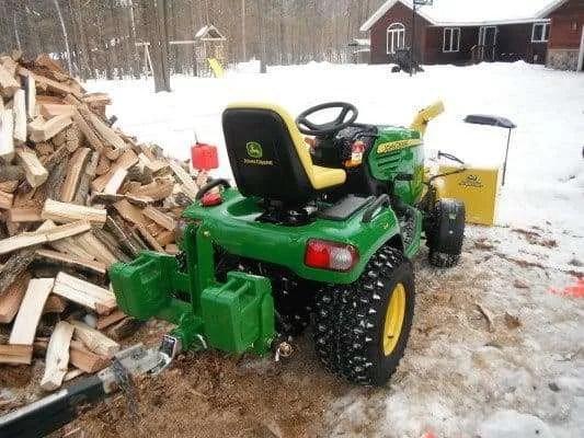 Heavy-Hitch-Snow-Plow-John-Deere-Tractor