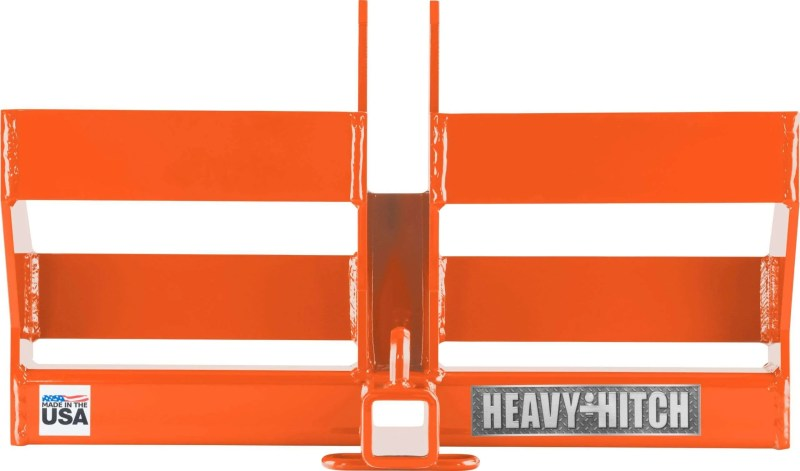 Category 2 Dual Weight Bracket Receiver Hitch