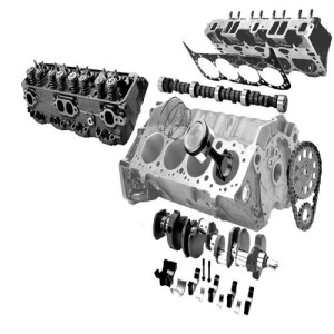 Heavy Engines & Engine Spare Parts