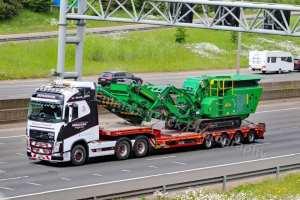 Heavy Machinery Transport & Shipping