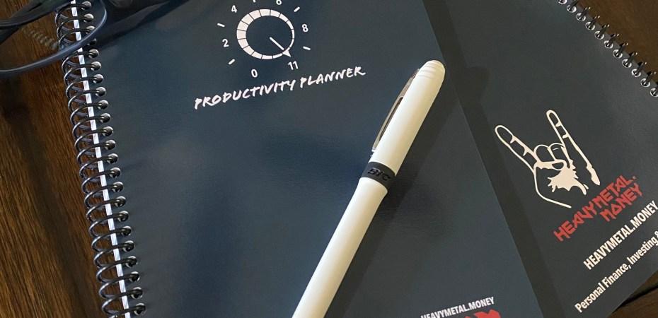 Planner Photo
