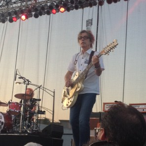 Tom Petersson, Coralville, IA 7-24-15. Picture by @CupofJoAnn