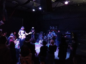 D.R.I., The Triple Rock, MN 9-14-16